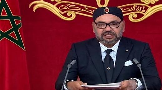 الملك من الحسيمة: نريد ثورة اجتماعية ونموذجا تنمويا لتحسين عيش المغاربة