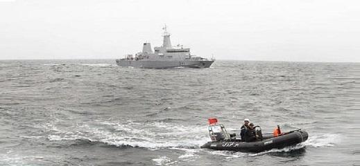 البحرية المغربية تقدم المساعدة لـ 247 مرشحا للهجرة السرية بعرض المتوسط