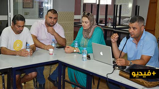الناظور تحتضن لقاء لمناقشة الوضع الثقافي المزري بالمدينة خلال أشغال منتدى القراءة والابداع