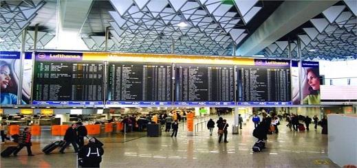 ركاب رحلة جوية إنطلقت من الناظور يتفاجئون بعدم وصول كراسيهم المتحركة الى مطار فرانكفورت