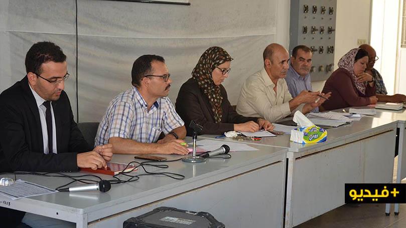 المديرة الإقليمية لوزارة التربية الوطنية تعقد سلسلة لقاءات مع أطر الإدارة التربوية إستعدادا للدخول المدرسي