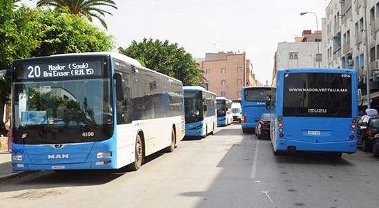 """لجنة النقل الحضري بالعروي تطالب بإنهاء عشوائية """"فيكتاليا"""" تجنبا للاصطدامات مع الطلبة والتلاميذ"""