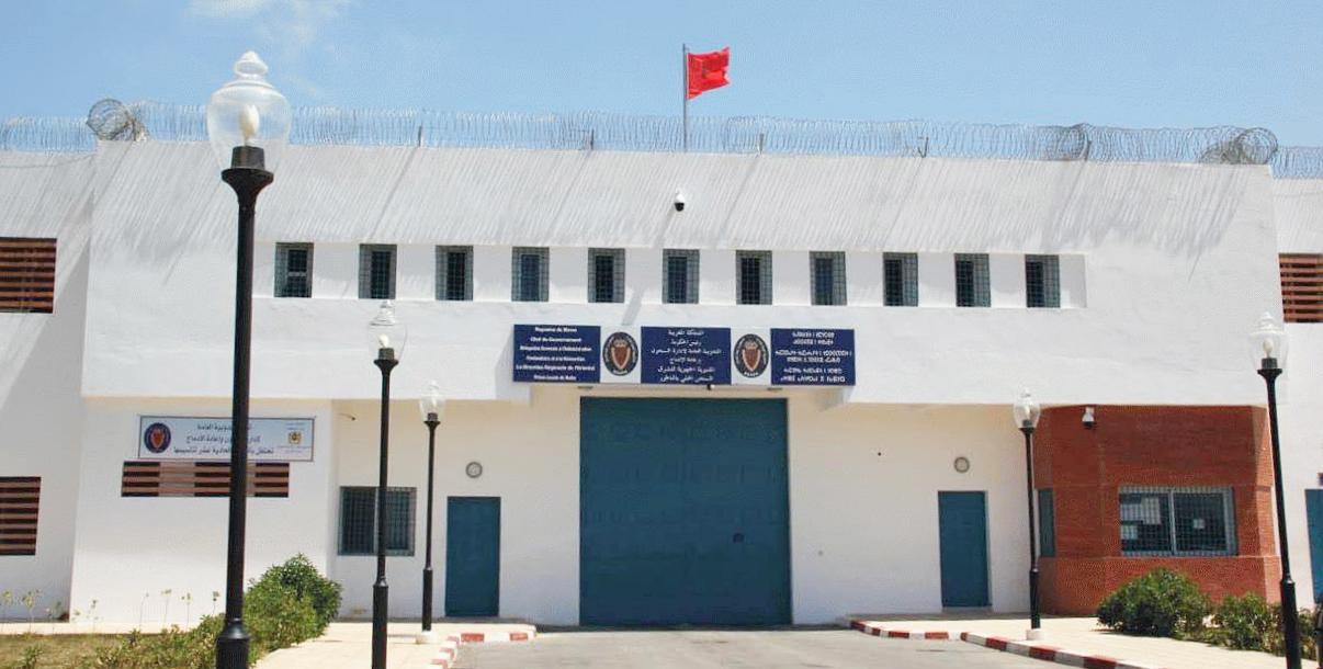 مندوبية السجون تنقل خمسة معتقلين حراكيين بسجن سلوان إلى الحسيمة