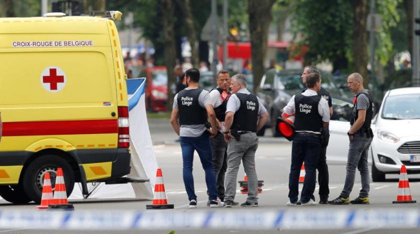 """سقوط قتيل وإصابة أمنيّ في إطلاق للنار بمدينة """"لييج"""" البلجيكية"""