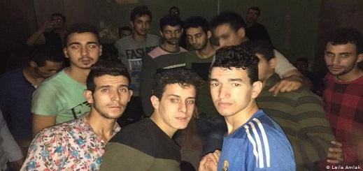 من الأرشيف: ناجون مغاربة من سجون ليبيا