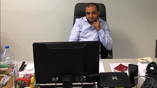 محمد الشرادي: أيادينا ممدودة لكل صاحب قضية نزيهة وشريفة