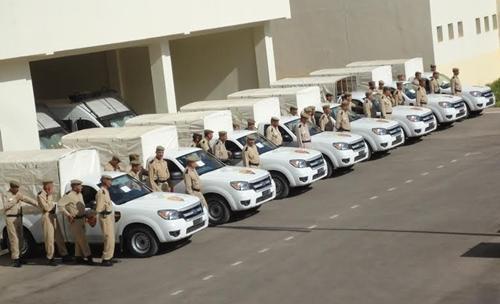 القوات المساعدة تقوم مقام الدرك الملكي بسلوان بعد تراجع دوريات الأمن بالمنطقة