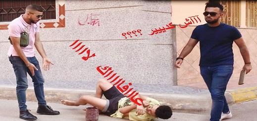 هواة ناظوريون يبدعون في إخراج فيلم قصير صامت: كما تدين تدان