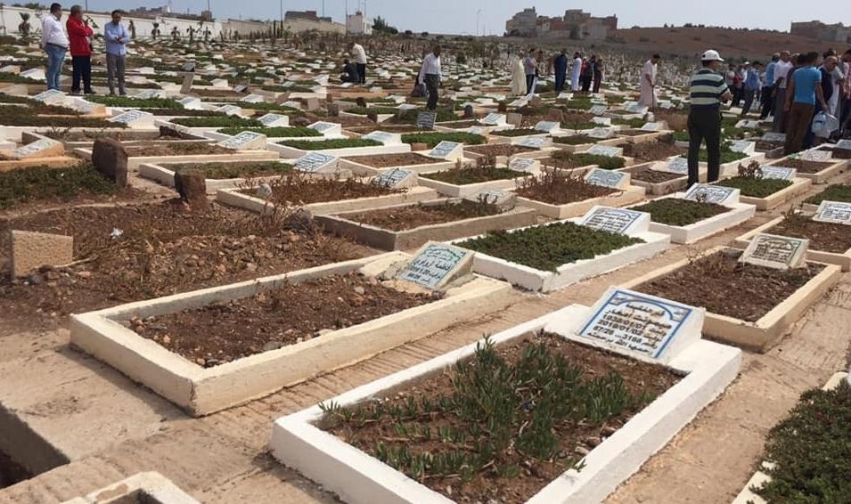بلدية الناظور مطالبة بالتدخل لحماية حرمة الموتى