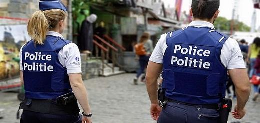 شرطة بروكسل تنفذ عمليات بحث واسعة النطاق في إطار مكافحة الإتجار بالمخدرات