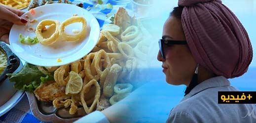 شاهدوا بالفيديو.. جولة بمدينة الحسيمة لإكتشاف مأكولات الشوارع  وأهم أماكنها السياحية