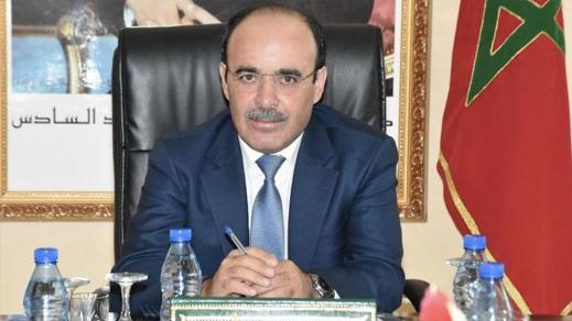 هل تتم الإطاحة بالعمري من رئاسة جهة طنجة؟