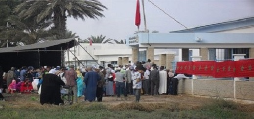 ساكنة أركمان تطالب بتدخل العامل لإنهاء معاناتها من مشاكل المستوصف الصحي
