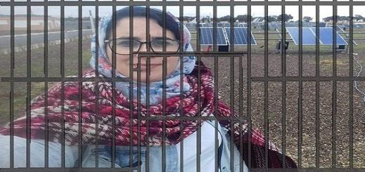 المحكمة تدين الصحافية هاجر الريسوني وخطيبها والطبيب المتهم بإجهاضها بالسجن النافذ