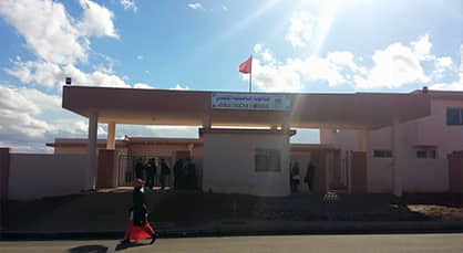 دوريات أمنية أمام المؤسسات التعليمية بجماعة الكبداني لمحاربة ظاهرة التحرش