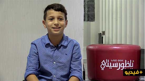 برنامج حلقة مع فنان يستضيف الطفل الموهبة علي البكاري
