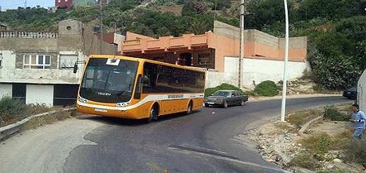 طلبة فرخانة يراسلون عامل الناظور من أجل تعزيز أسطول النقل الجامعي بحافلة ثانية