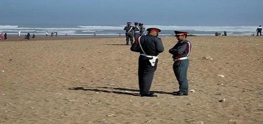 البحر يلفظ الجثة ال19 لضحايا إنقلاب قارب مطاطي للهجرة السرية