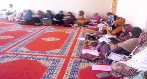 أزيد من 300 ألف مستفيد من برنامج محو الأمية بالمساجد
