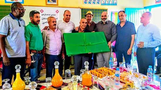مجموعة مدارس لحويسية تحتفل باليوم العالمي للمدرس