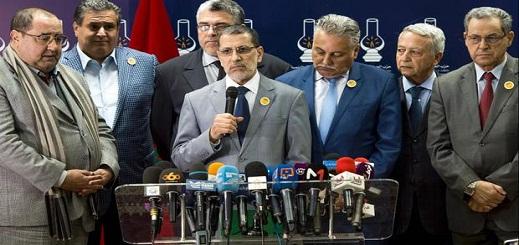 الجزيرة: حكومة العثماني الجديدة تتألف من 25 وزيرا