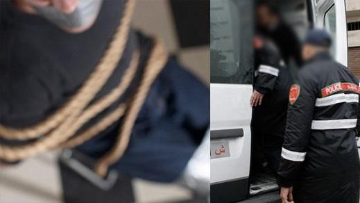 رئيس فريق معروف بالناظور يهدد مهاجرا مقيم ببلجيكا بالإختطاف