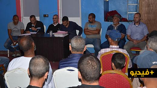 جمعية بادر للتنمية الاجتماعية  تعقد جمعها العادي