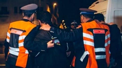 تفاصيل مثيرة.. اعتقال ثلاثيني ينحدر من الحسيمة بسبب تحرشه بشرطية وسط الشارع العام