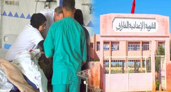 مديرية الدريوش تكشف أسباب نقل 8 تلاميذ بالكبداني إلى المستشفى الحسني