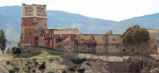 رصد مليار و 200 مليون سنتيم لترميم قلعة أربعاء تاوريرت بالحسيمة