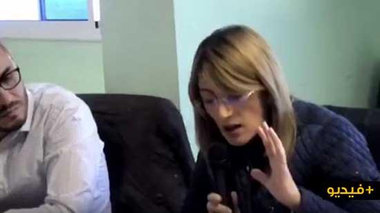 ليلى : مشروع الميزانية تم تصميمه ليناسب مصالح أشخاص في الخارج يستفيدون من ريع جماعة الناظور