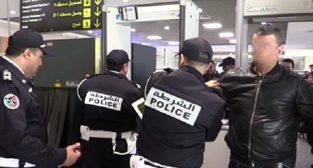 مديرية الأمن تكشف عن حيثيات اعتقال فرنسي متهم بالقتل العمد