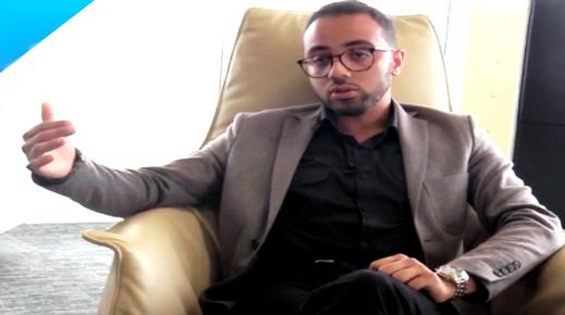 شاهدوا الفيديو.. إطار مغربي في التسويق الرقمي بأكبر شركات البرمجيات الأوروبية