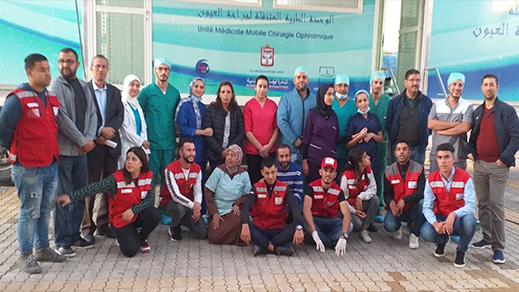 أزيد من 430 فحص طبي و 82 عملية جراحية في حملة طبية بميضار