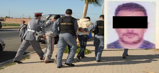 توافد العشرات من الأشخاص على مركز الدرك الملكي بأركمان لمواجهة أخطر نصاب في المغرب
