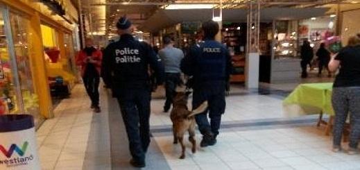 عملية تفتيش للشرطة البلجيكية تنتهي بإعتقال 28 مهاجر غير شرعي بأنتويربن