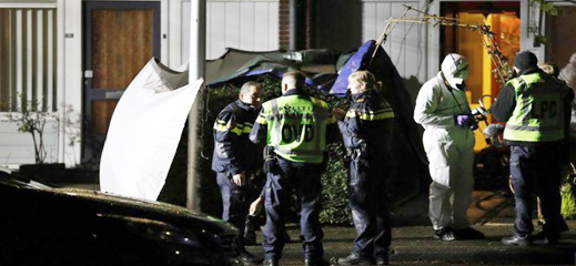 عصابة تفجر عبوة ناسفة في منزل زوجين مغربيانن بهولندا