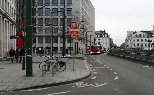 إخلاء مبنى يضم مكتب المدعي العام ببلجيكا بعد توصله بظرفين مشبوهين