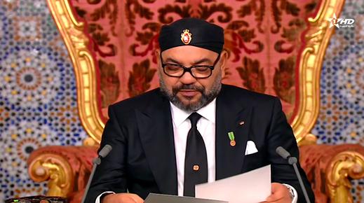 الملك: الصحراء مغربية وأزيد من 163 دولة لا تعترف بالكيان الوهمي