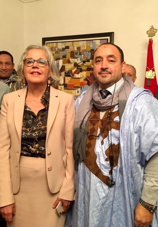 الجالية المغربية بالدانمارك تخلد الذكرى الـ44 للإعلان عن تنظيم المسيرة الخضراء المظفرة