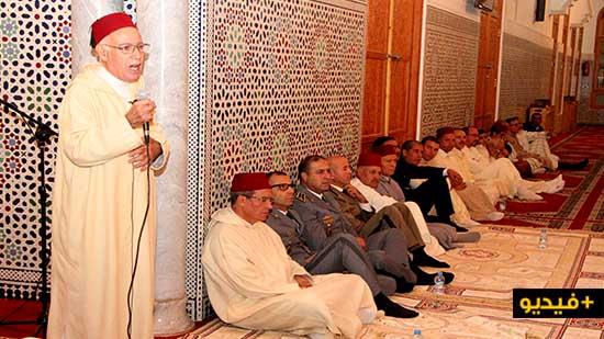 عامل الناظور يتراس حفلا دينيا بمناسبة المولد النبوي