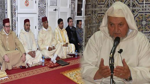 وسط أجواء روحانية.. عامل إقليم الدريوش يحيي بالمسجد الأعظم ذكرى عيد المولد النبوي الشريف