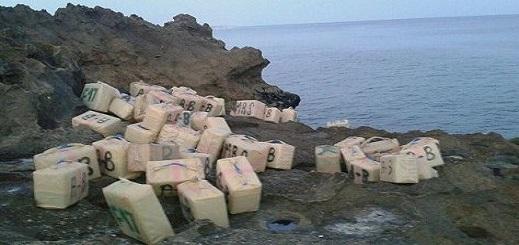 بسواحل جهة الشرق: حجز كمية كبيرة من المخدرات واعتقال أربعة أشخاص