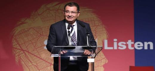 محمد بودرة يتصدر الجولة الأولى من انتخابات رئاسة منظمة المدن المتحدة والحكومات المحلية