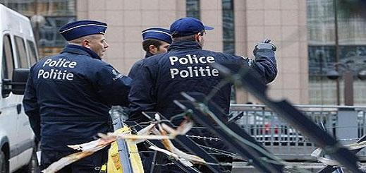 اعتقال 17 شخصا بينهم مغاربة خططوا لنهب متاجر في أنتويربن ببلجيكا