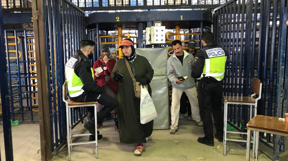 اسبانيا  تطلب تعاون المغرب لإنجاح عملية تثبيت الحدود الذكية بين الناظور ومليلية