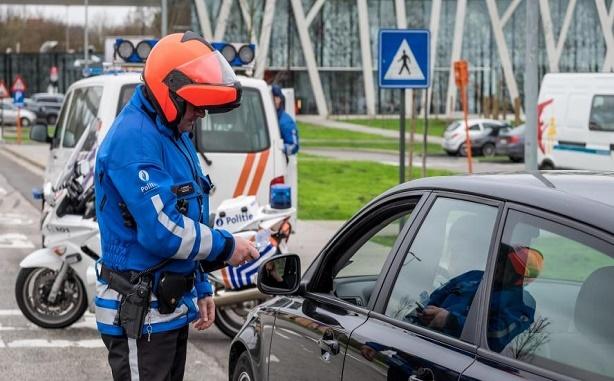 العثور على كمية مهمة المخدرات خلال  حملة تفتيشية للشرطة والجمارك على الحدود البلجيكية- الهولندية