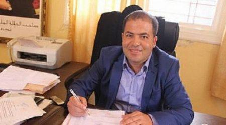 رئيس جماعة رأس الما يعلن استقالته عبر صفحته الخاصة بفايسبوك