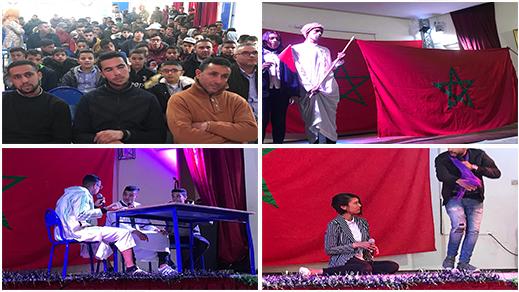 جمعيات بفرخانة وبني أنصار تحتفي بذكرى عيد الاستقلال بحضور منتخبين وفعاليات مدنية