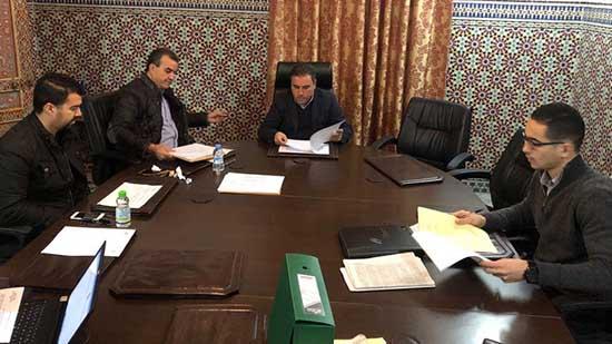 المجلس الإقليمي للناظور يطلق صفقة استكمال أشغال بناء المسبح المغطى لمدينة زايو